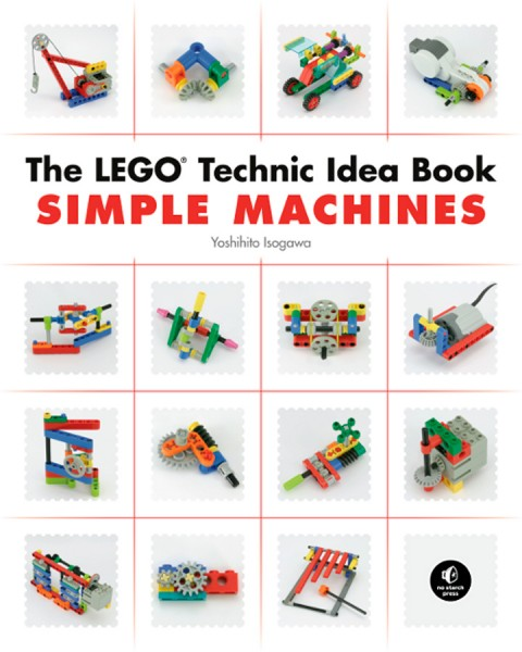 LEGO Technic Idea Book: Simple Machines