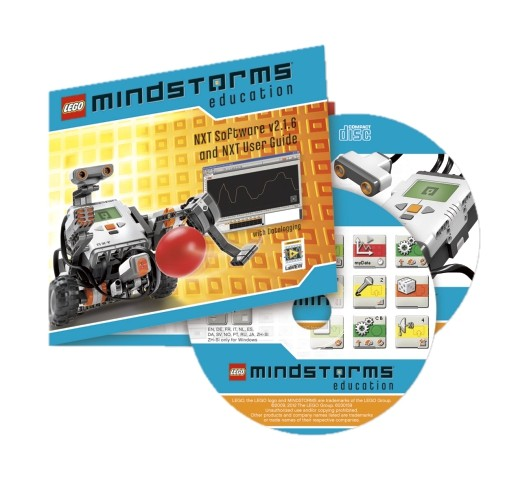 LEGO® MINDSTORMS® Education NXT Software v.2.1