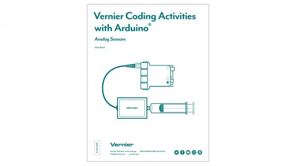 Solar Energy Vernier Coding Activities with Arduino: Analog Sensors