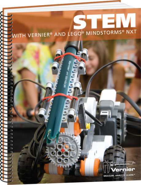 STEM with Vernier and LEGO MINDSTORMS NXT