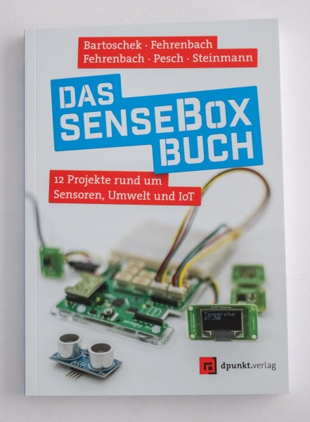 senseBox Buch