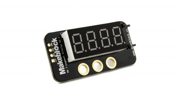 mBot™ Me 7-Segment Serial Display