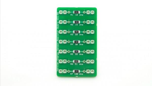 Vernier Energy Sensor Resistor Board