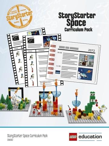 StoryStarter Weltraum-Unterrichtspaket