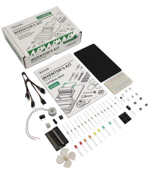 BBC micro:bit Erfinder Kit