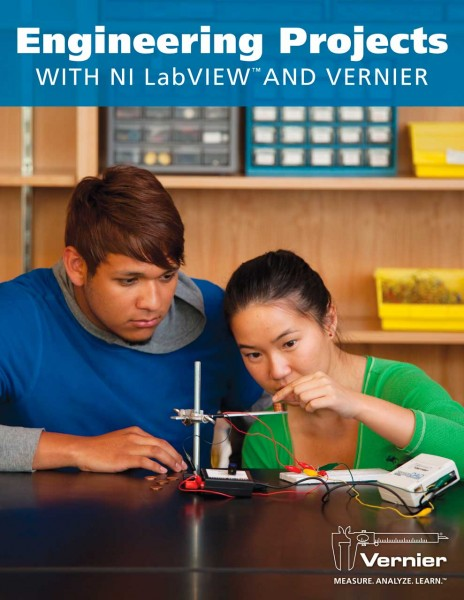 Engineering Projects with NI LabVIEW™ and Vernier