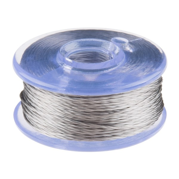 Lilypad Conductive Thread Bobbin