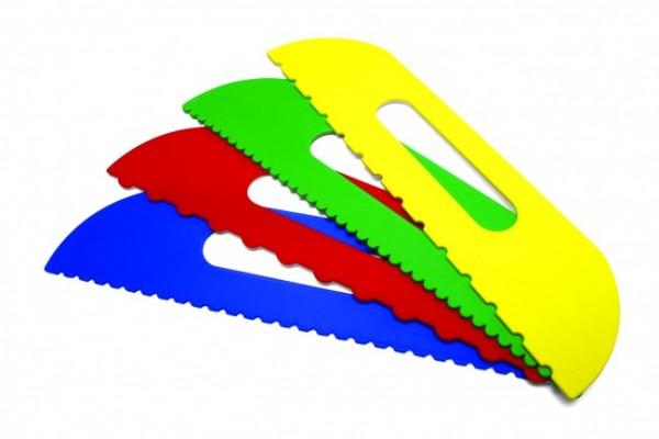 Farbspachtel (4 Stk.)