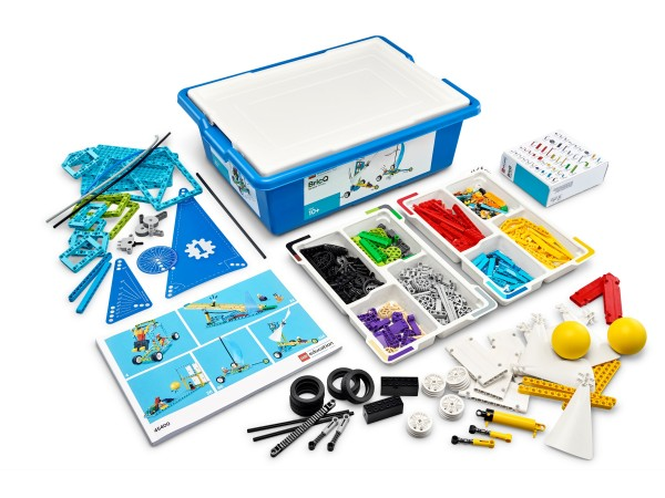 Ensemble LEGO® Education BricQ Mouvement Principal