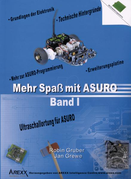 Mehr Spass mit ASURO Band 1
