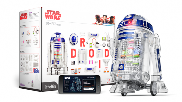 LittleBit Droid Inventor Kit