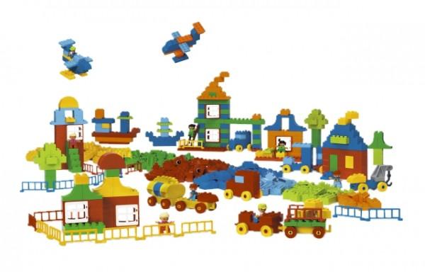 Riesenset LEGO® DUPLO® Grundelemente