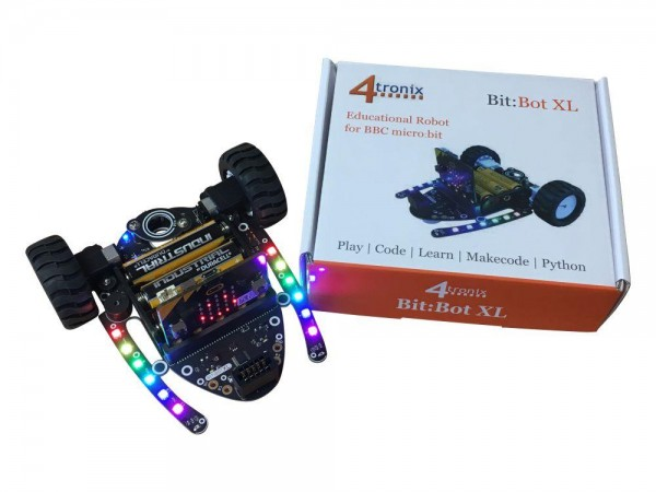Bit:Bot XL Robot for BBC Micro:Bit