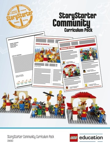 StoryStarter Community-Unterrichtspaket
