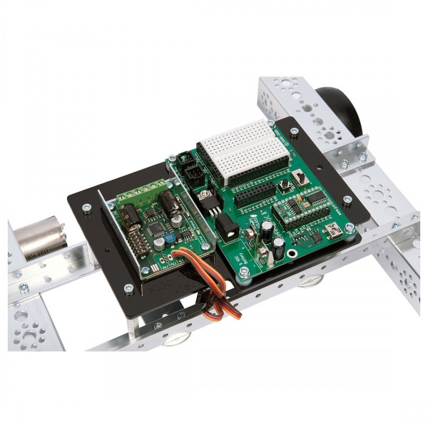 TETRIX® MAX Autonomous Mounting Deck