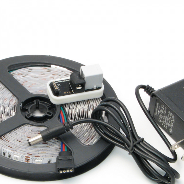 EV3Lights - RGB LED Strip Controller for EV3 or NXT