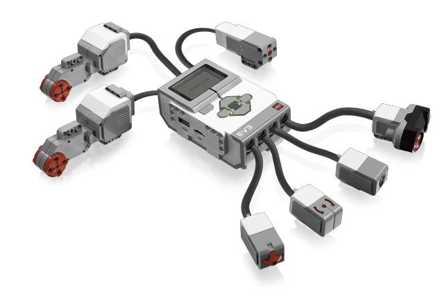 Lego Mindstorms Education Ev3 Core Set Educatec Ag