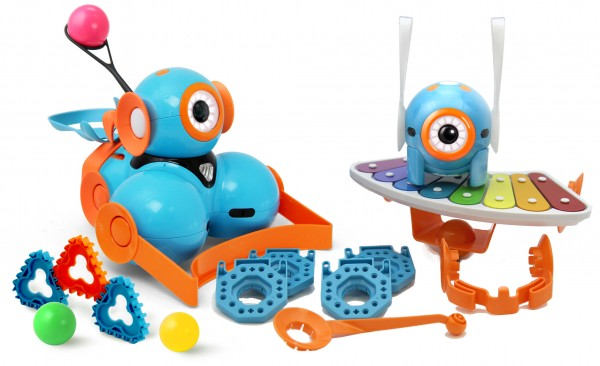Dash & Dot Wonder Pack von Wonder Workshop