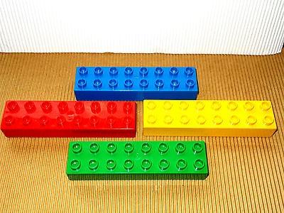 LEGO DUPLO 12er (2x6) Steine