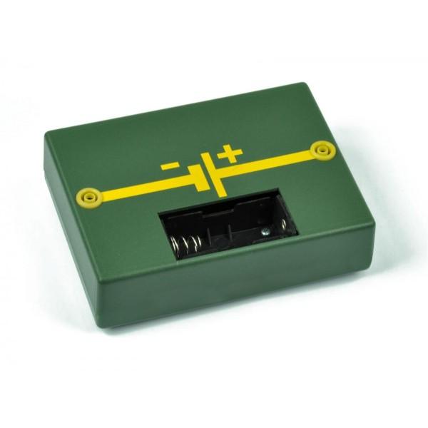 Box-Batterie 1,5V, magnethaftend