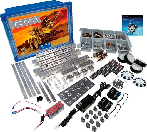 TETRIX™ Robotic Education Base Set