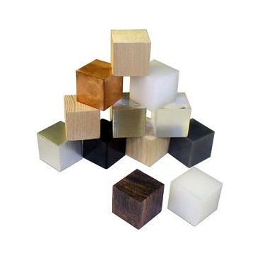 ScienceFirst Density Blocks Set of 12.