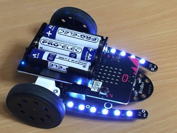 Bit:Bot Robot for BBC Micro:Bit