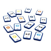 Pack d'extension de plaquettes d'instructions TacTile Blue-Bot