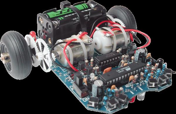 ASURO Roboter