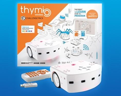 Thymio Challange Pack