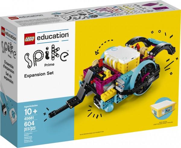 LEGO® Education SPIKE™ Prime-Erweiterungsset (neu)