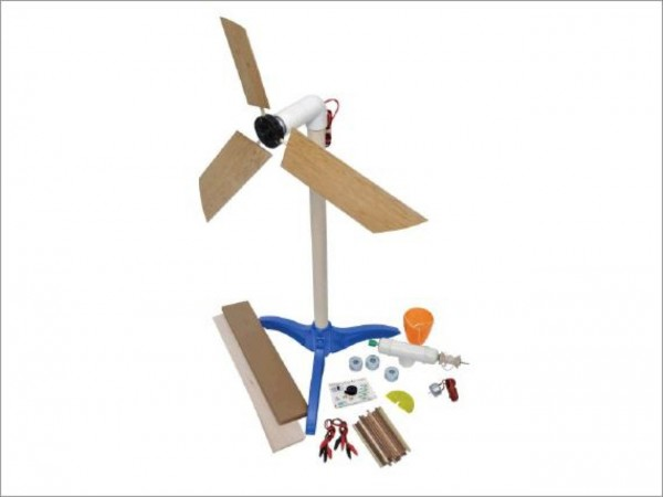 Basic Wind Experiment Kit