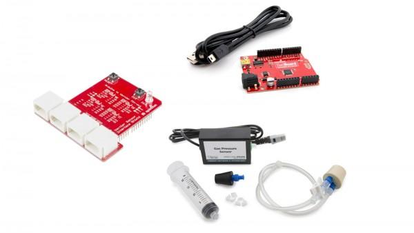 Vernier Coding Activities with Arduino: Analog Sensor Package