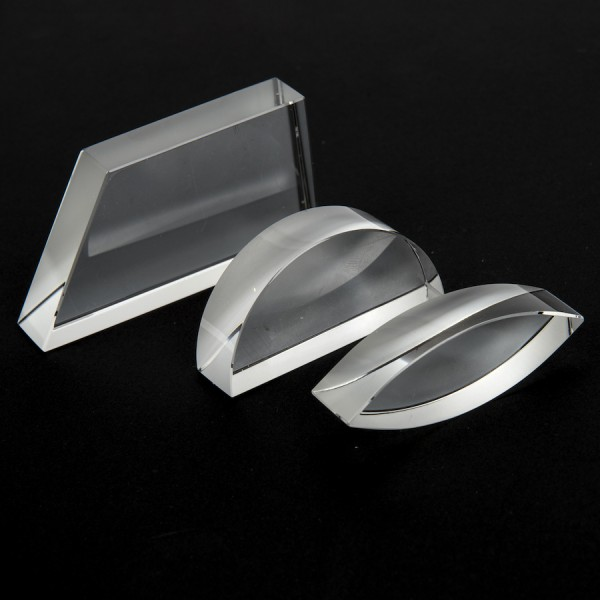 Optical Block Lenses 3pk