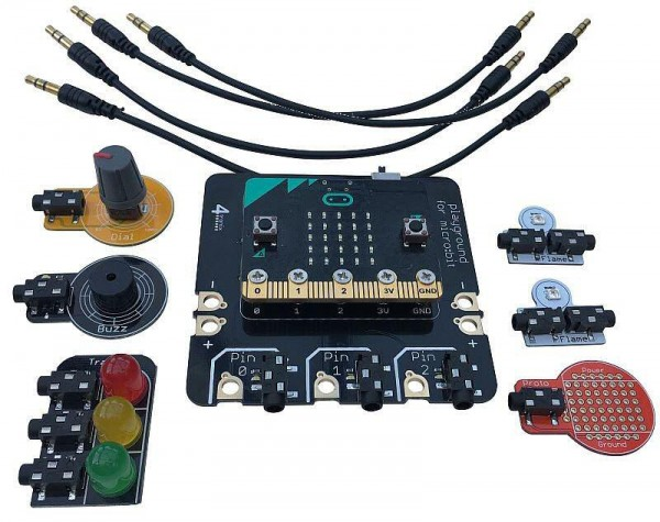 PlayGround for BBC Micro:Bit - Starter Kit