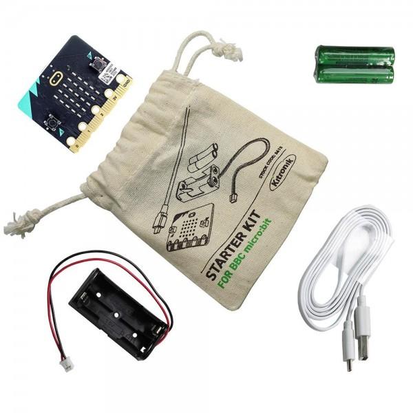 BBC micro:bit V2 - Kitronik Starter Kit