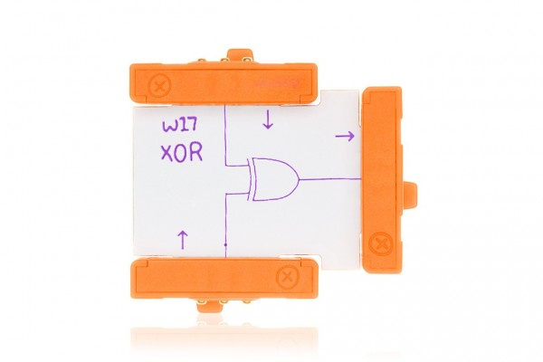littleBits XOR