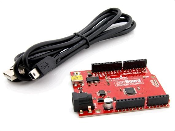 SparkFun RedBoard with Cable
