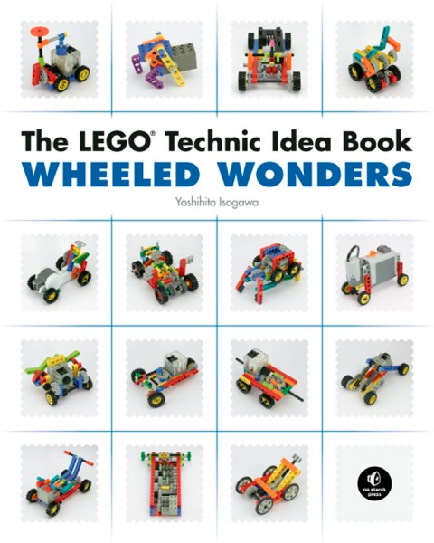 The LEGO Technik Idea Book: Wheeled Wonders