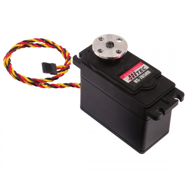 TETRIX® Quarter-Scale HS-785HB Winch Servo Motor with Horn