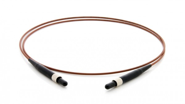 Vernier Optical Fiber
