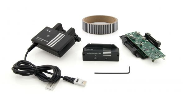 Motion Encoder Cart Upgrade Kit for Vernier Dynamics System