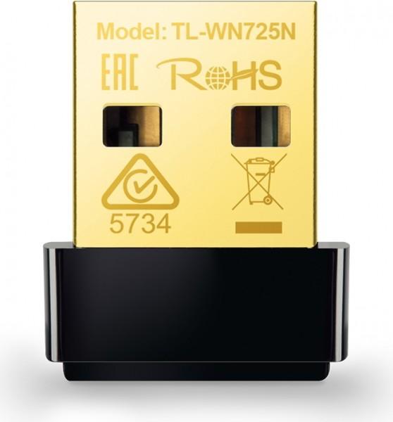 Tp-Link TL-WN725N, Wireless N Nano