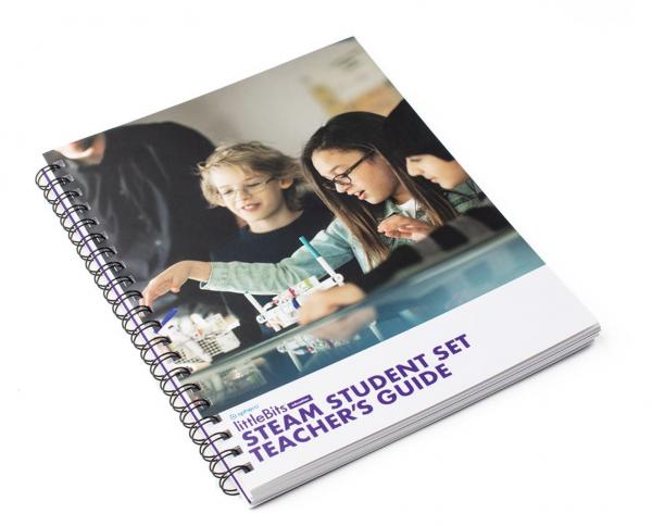 LittleBits STEAM Teacher Guide