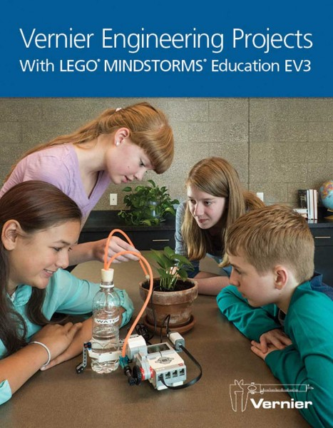 Vernier Engineering Projects with LEGO® MINDSTORMS® Education EV3 (Electronic Download)