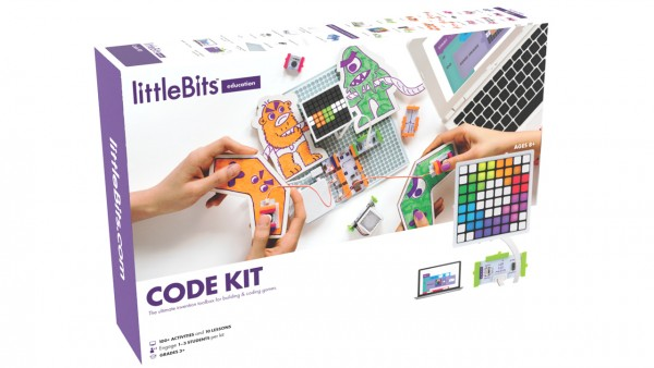 littleBits Code Kit package