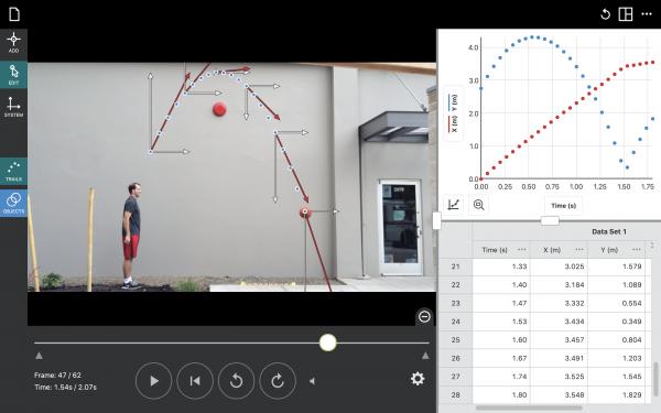 Vernier Video Analysis™ Schullizenz bis June 2022