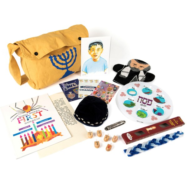 Jewish Child's Artefact Collection