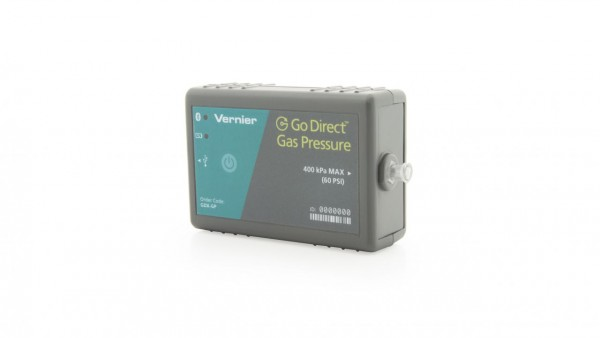 Go Direct Gas Pressure Sensor
