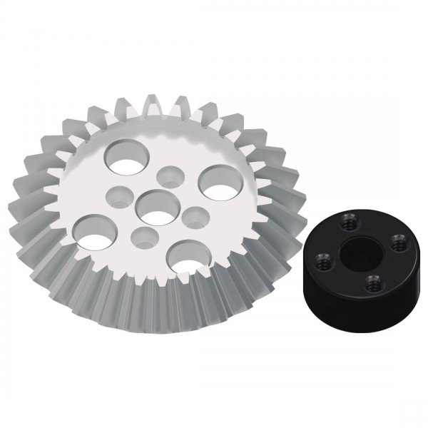 TETRIX® MAX Bevel Gear & Acetal Bearing